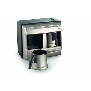 TCM-6730C Grundig Telve Ýkili Türk Kahve Makinesi