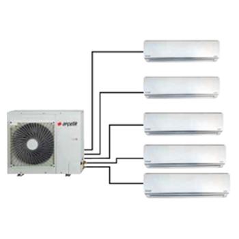 Arçelik Multi F 1+5 Inverter Sistem Klima