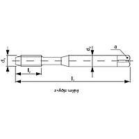M05 - NAREX HSSE V3 Düz Kılavuz, TİCN