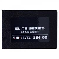 HI-LEVEL 256GB Elite Ssd  Disk  HLV-SSD30ELT/256G