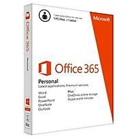 MICROSOFT SOF BOX OFFICE 365 PERSONAL 32/64 TR QQ2-00085