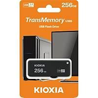Kioxia U365 256GB USB3.2 GEN 1 LU365K256GG4 Siyah