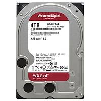 WD RED 3,5 4TB 64MB 5400RPM WD40EFAX