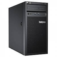 LENOVO SERVER 7Y48A02DEA THINKSYSTEM ST50 INTEL XEON E-2126G 6C 3.3GHz 1X16GB UDIMM 2x2TB SATA 3.5in NO DVD-RW 250W  TOWER