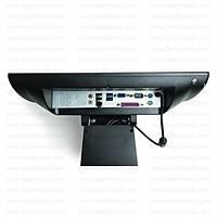 EXA LEON 14128 15'' J1900 4GB 128SSD POS PC  Dokunmatik/Siyah/1024x768(4:3)/6USB, 1COM, 1VGA,1L