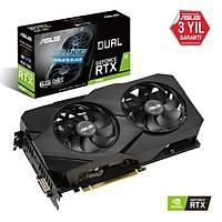 Asus DUAL-RTX2060-6G-EVO 6GB 192Bit GDDR6