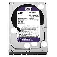 WD 4TB Purple 3,5 64MB SATA 3 7/24 Disk WD40PURZ