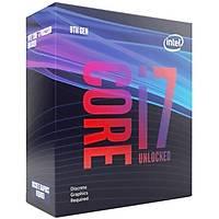 Intel i7-9700KF 3.6 GHz 4.9 GHz 12M 1151p Fansýz