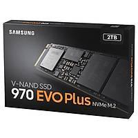 Samsung 970 EVOPLUS 2TB SSD m.2 NVMe MZ-V7S2T0BW