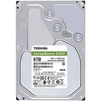 Toshiba 3,5 S300 8TB 256MB 7200RPM HDWT380UZSVA