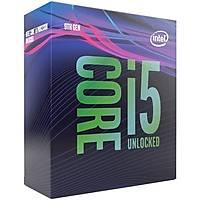 Intel i5-9600K 3.7 GHz 4.6 GHz 9MB 1151 Fansýz