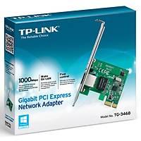 TP-Link TG-3468 Gigabit PCI Express Að Adaptörü