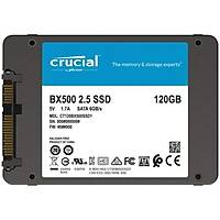 Crucial 120GB BX500 3DNAND SSD Disk CT120BX500SSD1