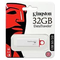Kingston 32GB USB3.0 DTIG4/32GB Beyaz/Kýrmýzý