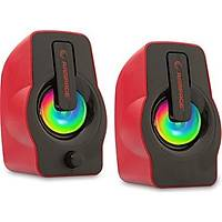 Rampage RMS-G7 Falsetto USB Speaker Kýrmýzý