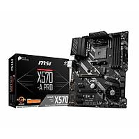 MSI X570-A PRO DDR4 M.2 S+V+GL AM4 (ATX)
