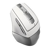 A4 Tech FG35 Gümüþ Kablosuz Optik Mouse 2000DPI