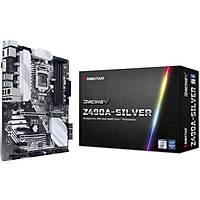 Biostar Racing Z490A-Silver DDR4 4400+S+GL LGA1200