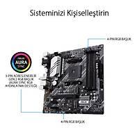 Asus PRIME B550M-A (WI-FI) DDR4 S+V+GL AM4