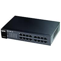 Zyxel GS1100-16 16 Port 10/100/1000 Gigabit Switch