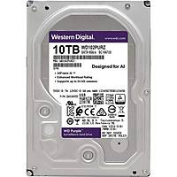 WD PURPLE 3,5 10TB 256MB 7200RPM WD102PURZ
