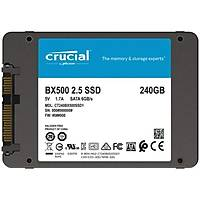 Crucial BX500 240GB 3DNAND SSD Disk CT240BX500SSD1