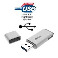Netac U185 32GB USB2.0 NT03U185N-032G-20WH