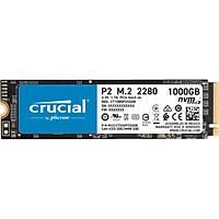 Crucial P2 1TB SSD m.2 NVMe PCIe CT1000P2SSD8