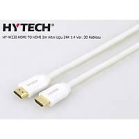 Hytech HY-W230 HDMI TO HDMI 2m Altýn Uçlu