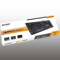 A4 Tech KR-92 Q USB Klavye Multimedya Siyah