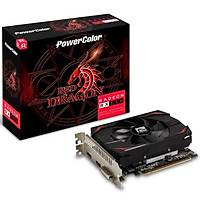 PowerColor Red Dragon RX550 2GB 128Bit GDDR5