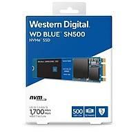 WD 500GB Blue Series SSD m.2 NVMe WDS500G1B0C