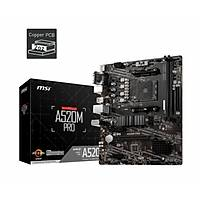 MSI A520M PRO AM4  DDR4 S+V+GL AM4