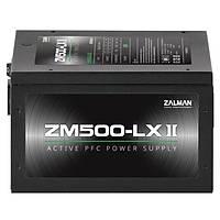 Zalman ZM500-LXII 500W Güç Kaynaðý