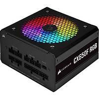 CORSAIR CX650F CP-9020217-EU 80+ 650W RGB PSU