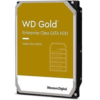 Western Digital WD181KRYZ 18 TB 7200Rpm 512MB 3.5 inch SATA Gold Nas Harddisk