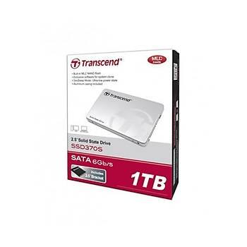 Transcend TS1TSSD370S 1 TB 560/460Mb/s 2.5 inch SSD Harddisk