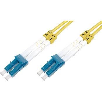 Beek BC-FO-9LCLC-25 25 Mt LC-LC 09/125 LSZH SingleMode Duplex Patch Cord Kablo