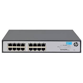Hp JH016A Procurve 1420-16G 16 Port Gigabit Masaüstü Ethernet Switch