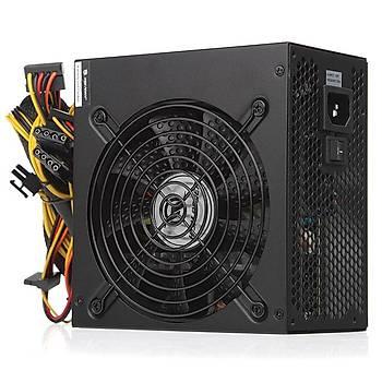 High Power HPQ-500ST-H12S 500W 80+ Bronze 12cm 37.5A Güç Kaynaðý