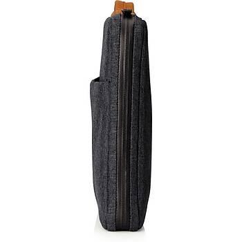 HP 3KJ71AA 14 inch ENVY Urban Sleeve Siyah Notebook Çantasý