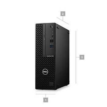 Dell N013O3080SFF OptiPlex 3080 SFF CI5 10500 8GB 1TB Ubuntu Masaüstü Bilgisayar