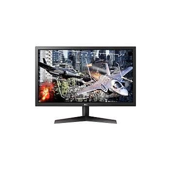 Lg 24GL600F-B 23.6 inch 1920x1080 1ms 144HZ FHD HDMI DP Monitör