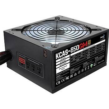 Aerocool AE-KCAS850GM Kcas 850W 80+ Gold 14 cm RGB Fanlý Güç Kaynaðý