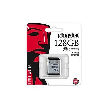 Kingston SD10VG2/128GB 128 GB SDHC 45/10Mb/s Class10 UHS-I SD Hafýza Kartý