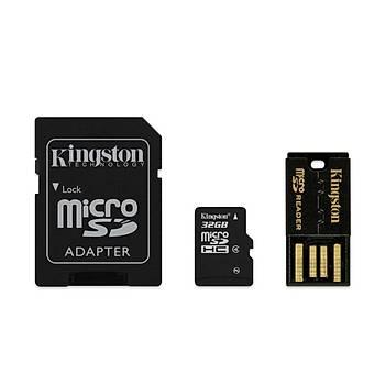 Kingston MBLY4G2/32GB 32 GB SDHC Class4 microSD Hafýza Kartý