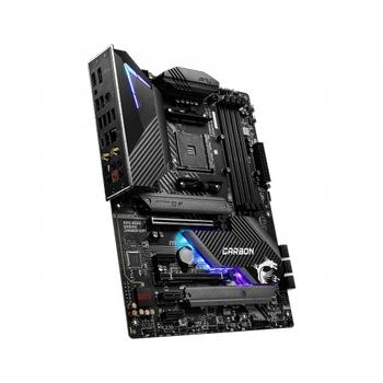 Msý MPG B550 GAMING CARBON WIFI SC-Am4 DDR4 5100(OC) M2 Wi-Fi ATX Ryzen AMD Anakart