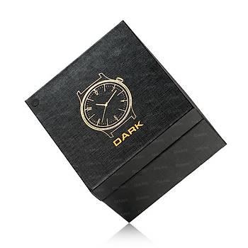 Dark DK-AC-SW08S SW08 Smart Design Android IOS Uyumlu Metal Kayýþlý Akýllý Saat