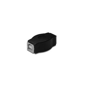 Digitus AK-300504-000-S USB 2.0 Tip B to USB 2.0 Tip B Diþi-Diþi SUL Siyah Dönüþtürücü Adaptör