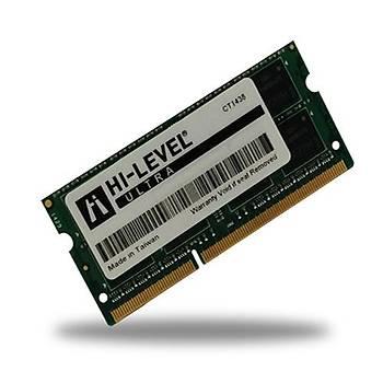 Hi-level HLV-SOPC12800LV/4G 4 GB DDR3 1600MHZ 1.35V Notebook Bellek